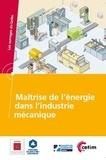 Thierry Ameye et Viet-long Duong - Maîtrise de l'énergie dans l'industrie mécanique.