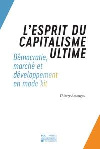 Thierry Amougou - L'esprit du capitalisme ultime - Démocratie, marché et développement en mode kit.