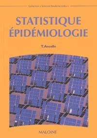 Thierry Ancelle - Statistique Epidémiologie.