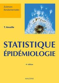 Thierry Ancelle - Statistiques épidemiologie.