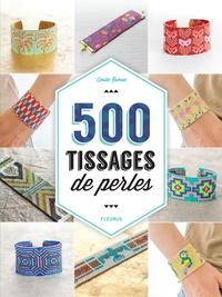 Thierry Antablian et Emilie Ramon - 500 tissages de perles.