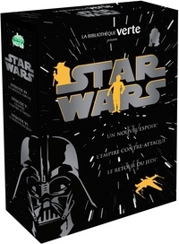 Thierry Arson et Lucile Galliot - Star Wars - Coffret en 3 volumes : Un nouvel espoir ; L'empire contre-attaque ; Le retour du jedi.