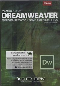 dreamweaver cs6 les fondamentaux