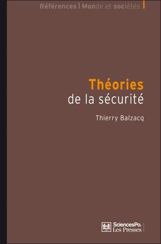 Théories de la sécurité. Les approches critiques
