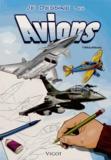Thierry Beaudenon - Je dessine des avions.
