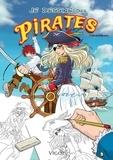 Thierry Beaudenon - Je dessine des pirates.