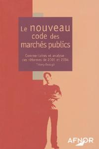 Sennaestube.ch Le nouveau code des marchés publics - Commentaires et analyse des réformes de 2001 et 2004 Image