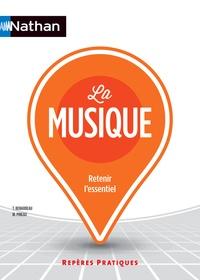 Thierry Benardeau et Marcel Pineau - La musique.
