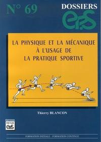La physique et la mécanique à lusage de la pratique sportive.pdf