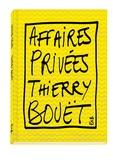 Thierry Bouët - Affaires privées.