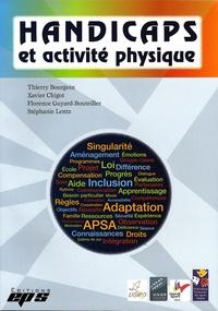 Handicaps et activité physique - Thierry Bourgoin |