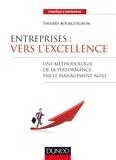Thierry Bourguignon - Entreprises : vers l'excellence - Une méthodologie de la performance par le management agile.