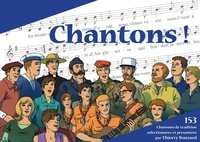 Cjtaboo.be Chantons! - 153 chansons de tradition Image