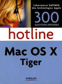 Thierry Boyer et Jordane Cau - Mac OS X Tiger - Hotline.