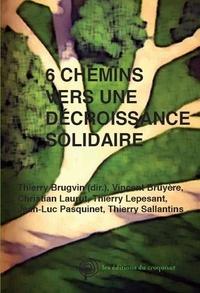 6 chemins vers une décroissance solidaire - Thierry Brugvin pdf epub