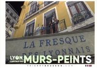 Thierry Brusson - Lyon, capitale des murs-peints.