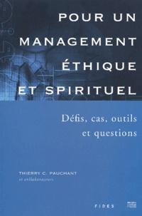 Thierry-C Pauchant - .