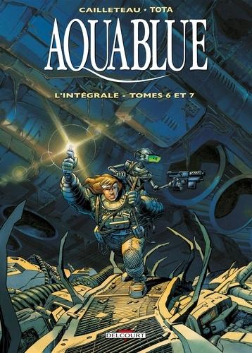 Aquablue L'intégrale tomes 6