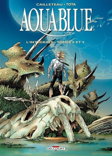 Aquablue L'intégrale tomes 8