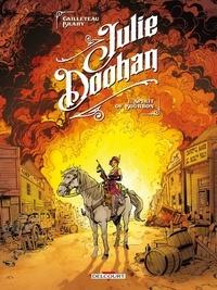 Thierry Cailleteau et Luc Brahy - Julie Doohan Tome 1 : Spirit of Bourbon.