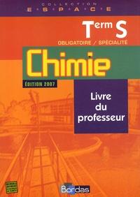 Thierry Cariat - Chimie Tle S - Livre du professeur.