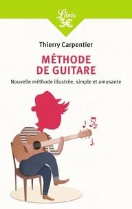 Thierry Carpentier - Méthode de guitare.