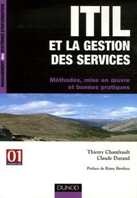 Lesmouchescestlouche.fr ITIL et la gestion des services - Méthodes, mise en oeuvre et bonnes pratiques Image