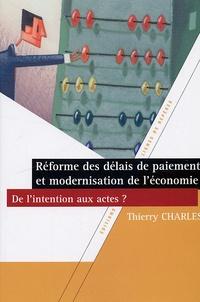 Galabria.be Réforme des délais de paiement et modernisation de l'économie, de l'intention aux actes ? Image