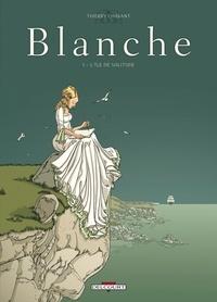 Thierry Chavant et  Delf - Blanche Tome 1 : L'île de solitude.