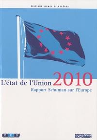 Openwetlab.it L'Etat de l'Union - Rapport Schuman 2010 sur l'Europe Image