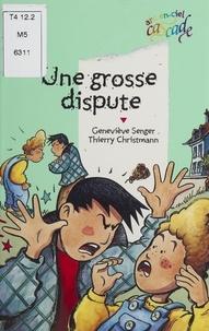 Thierry Christmann et Geneviève Senger - .