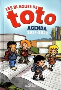 Thierry Coppée - Les blagues de Toto Agenda.