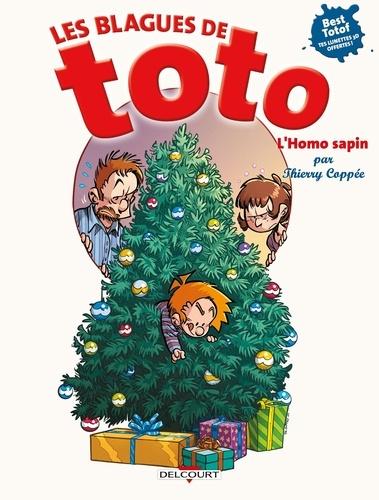 Les blagues de Toto : L'homo sapin
