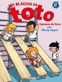 Texte du téléchargement du livre de chien Les Blagues de Toto Tome 11 par Thierry Coppée 9782756057736 RTF ePub DJVU (Litterature Francaise)