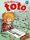 Thierry Coppée - Les Blagues de Toto Tome 12 : Bête de concours.