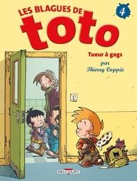 Les Blagues de Toto Tome 4 - Thierry Coppée pdf epub