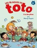 Thierry Coppée - Les Blagues de Toto Tome 6 : L'as des pitres.