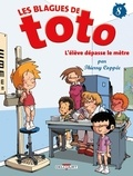 Thierry Coppée - Les Blagues de Toto Tome 8 : L'élève dépasse le mètre.