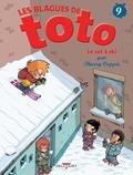 Thierry Coppée - Les Blagues de Toto Tome 9 : Le sot à ski.