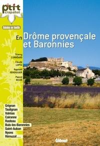 Thierry Corréard et Claude Lopez - En Drôme provençale et Baronnies.
