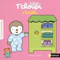 Thierry Courtin - Bébé T'choupi s'habille - Mes livres animés.