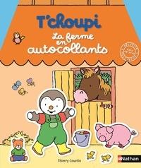 Thierry Courtin - La ferme en autocollants.