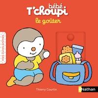 Thierry Courtin - Le goûter - Mes livres animés.
