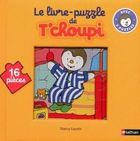Le livre-puzzle de T'choupi - Thierry Courtin |