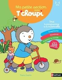 Thierry Courtin - Ma petite section avec T'choupi.