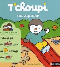 Thierry Courtin - T'choupi au square.