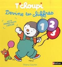 T'choupi devine les chiffres - Thierry Courtin pdf epub