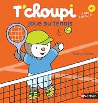 Satt2018.fr T'choupi joue au tennis Image
