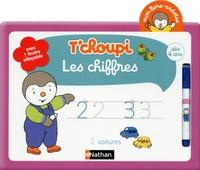 Thierry Courtin - T'choupi, Les chiffres - Dès 4 ans.