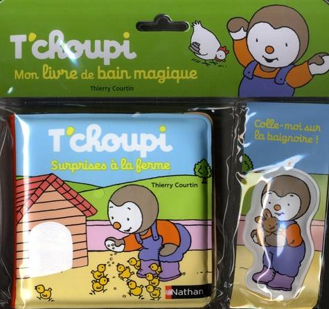 T Choupi Surprises A La Ferme Album
